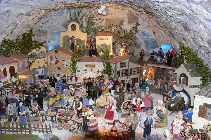 Les crèches de Noël 2015 Luceram16dec07_19