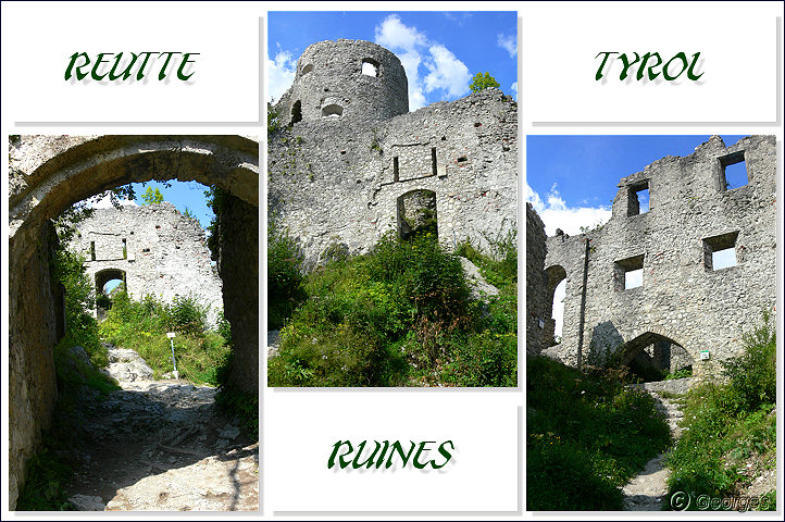 Reutte, les ruines d'Ehrenberg Ruines-reutte01oct09_03