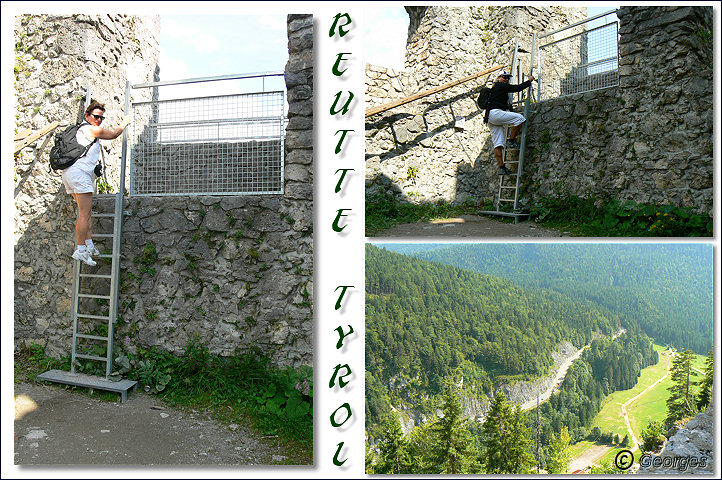 Reutte, les ruines d'Ehrenberg Ruines-reutte01oct09_05