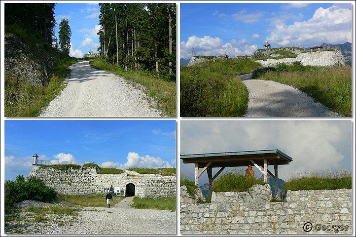 Reutte, les ruines d'Ehrenberg Ruines-reutte01oct09_12