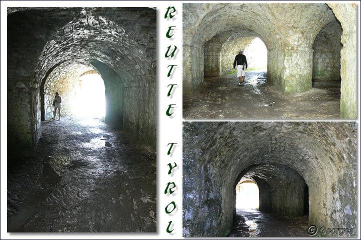 Reutte, les ruines d'Ehrenberg Ruines-reutte01oct09_13