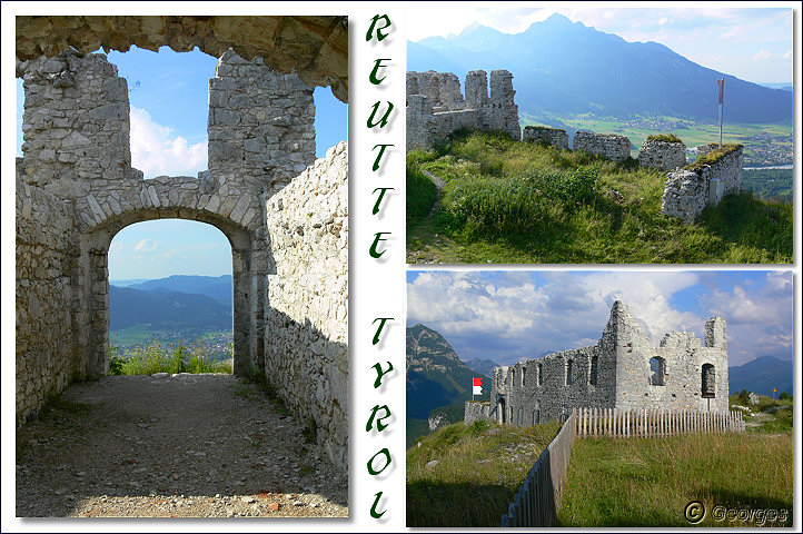 Reutte, les ruines d'Ehrenberg Ruines-reutte01oct09_17